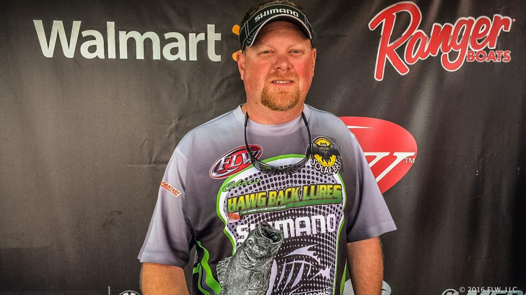 Image for Spinnerbait, Buzzbait Take Wilkinson to Top