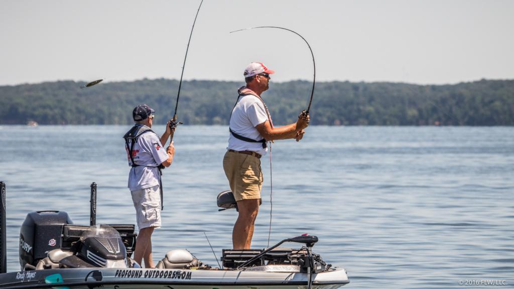 Image for Kentucky Lake Top 5 Patterns Day 1