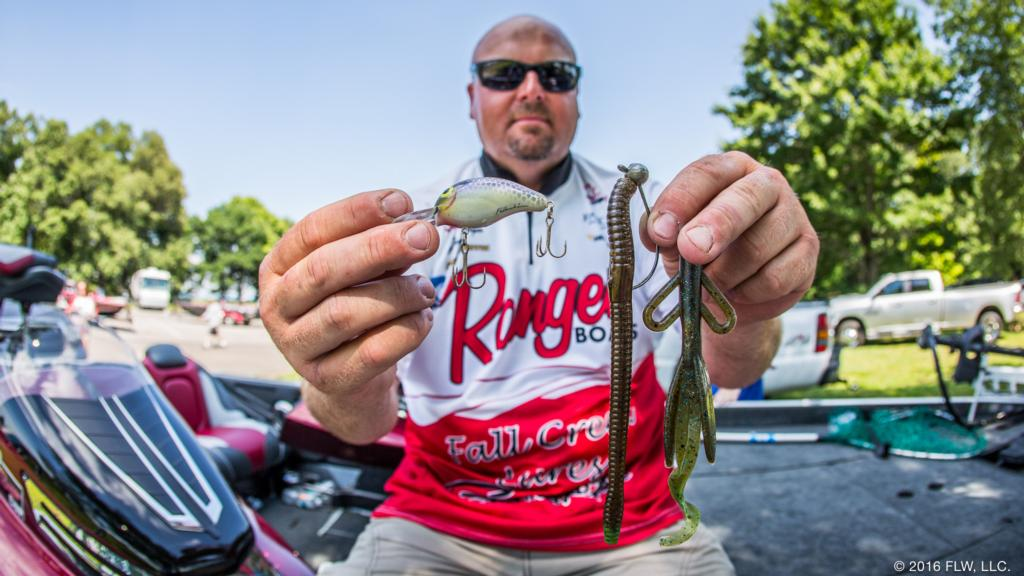 Image for Top 10 Baits from the All-American on Barkley