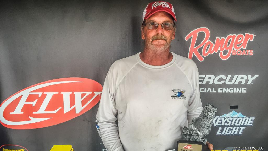 Image for Norman's Sommer Wins FLW Bass Fishing League Okie Division Event on Fort Gibson Lake
