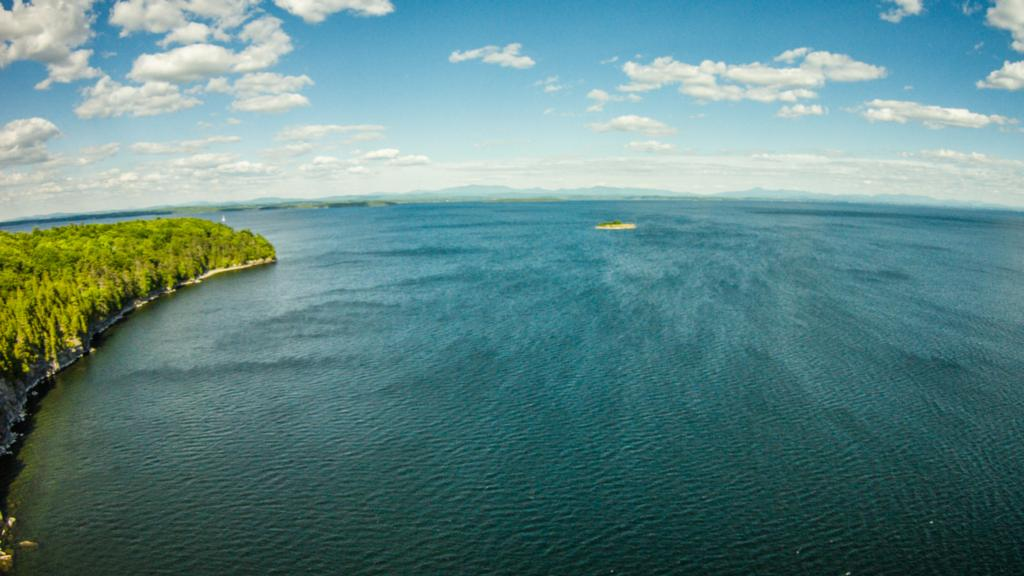 Image for Where to Catch Bass on Lake Champlain