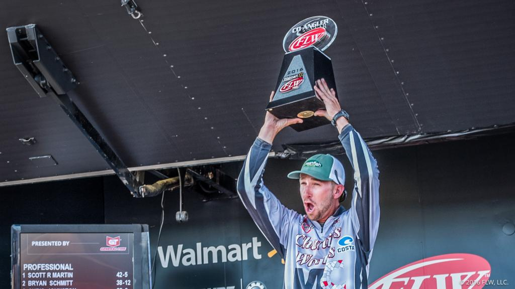Image for New Captures Co-angler of the Year Title