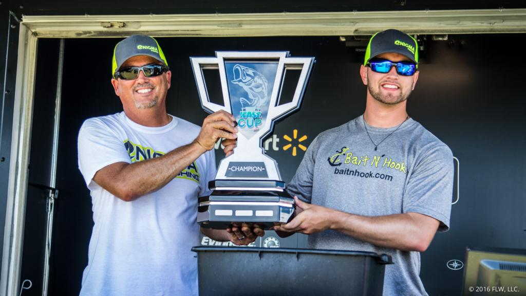 Image for Team Enigma Fishing Wins ICAST Cup