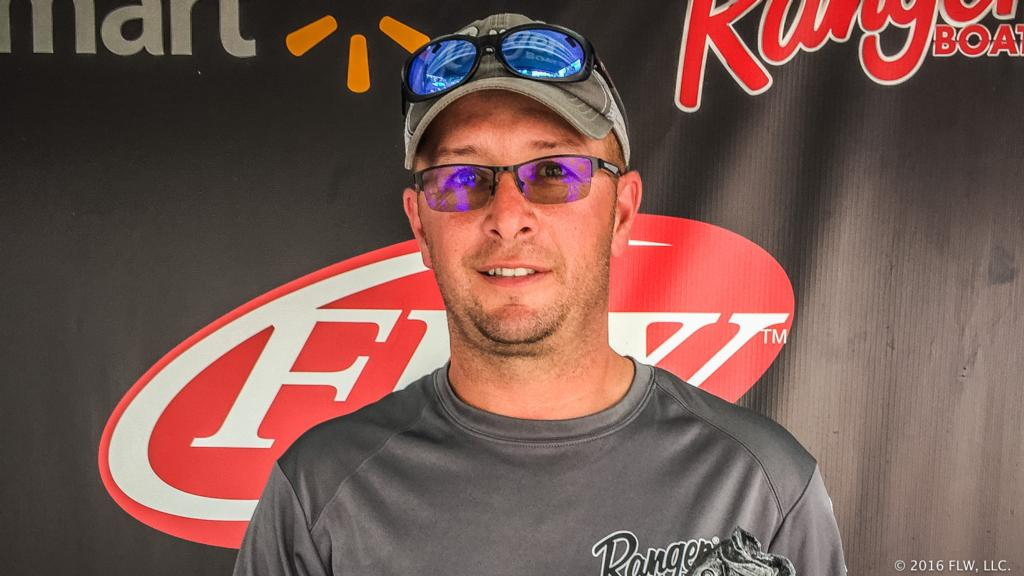 Image for Pinckney's Sitko Wins FLW Bass Fishing League Michigan Division Event on Detroit River Presented By Power-Pole