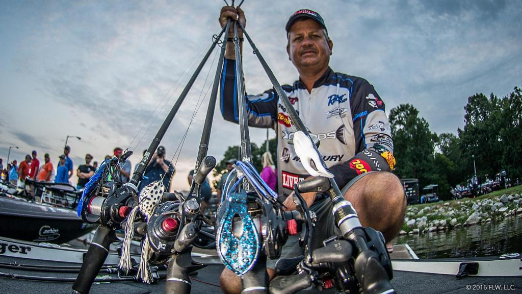 Image for Top 10 Baits from the 2016 Cup