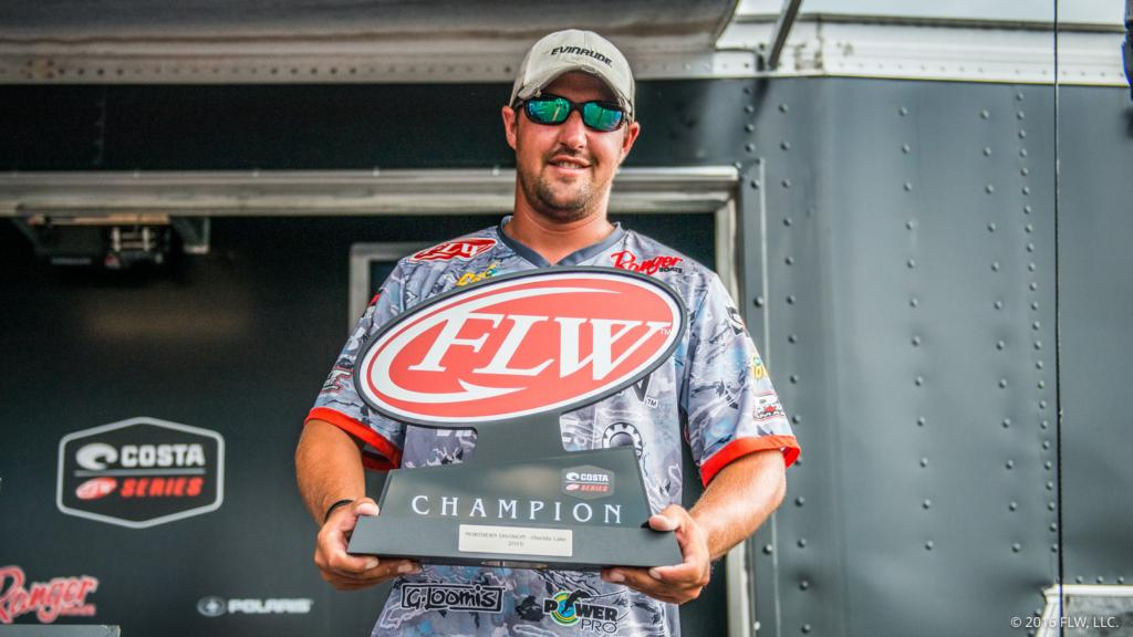 Image for Ontario's Johnston Wins Costa FLW Series Northern Division Finale on Oneida Lake Presented By Ranger Boats