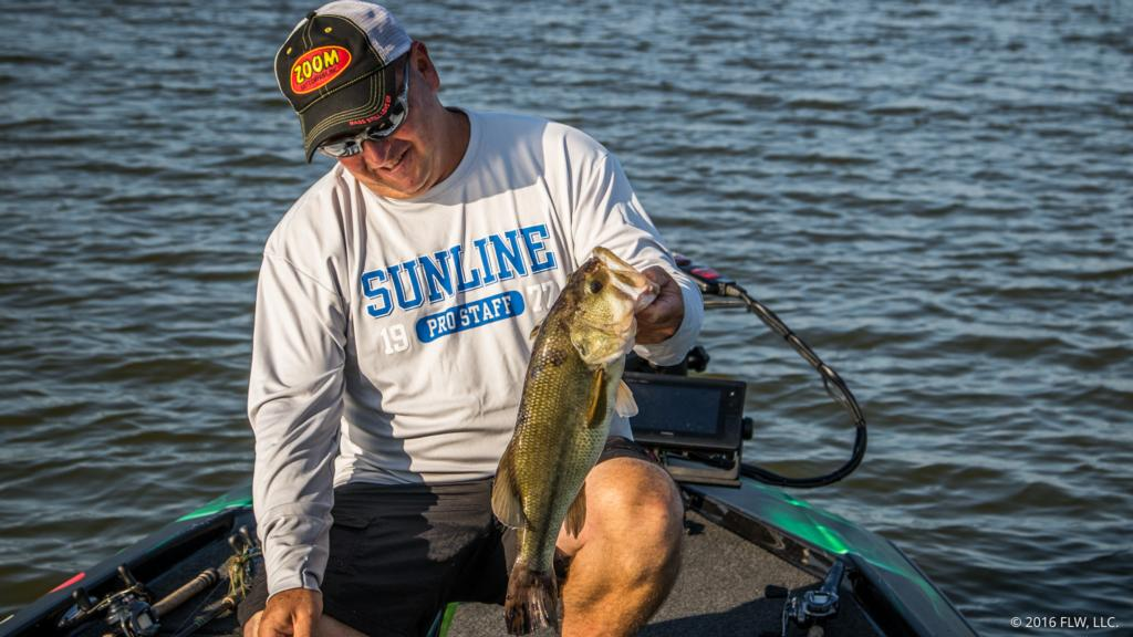 Image for Ramie's Road to Early Fall Bass