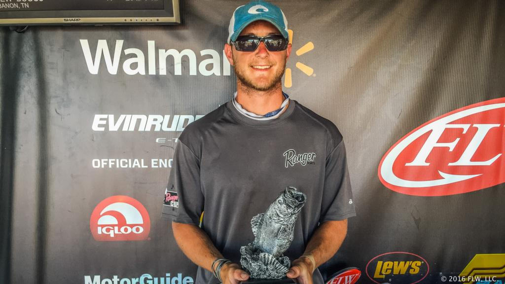 Image for Spinnerbait Puts Barga On Top