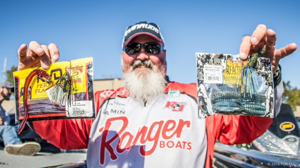 Image for Top 10 Baits from Lake of the Ozarks