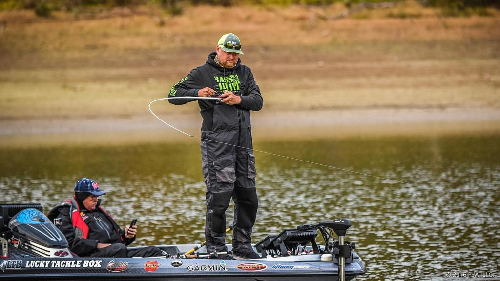 Image for Top 5 Patterns from Norris Lake Day 2