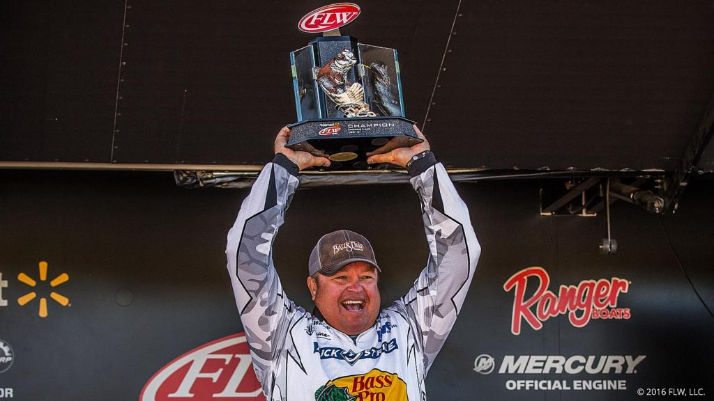 Image for Missouri's Watson Wins Walmart FLW Tour Invitational on Norris Lake presented by Quaker State