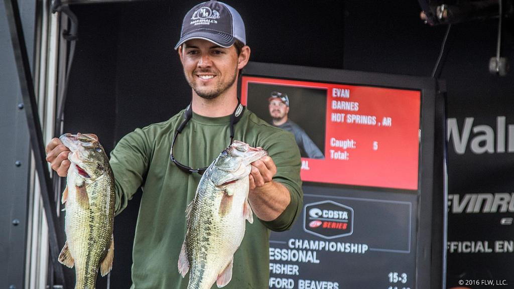 Image for Top 5 Patterns from Table Rock Day 1