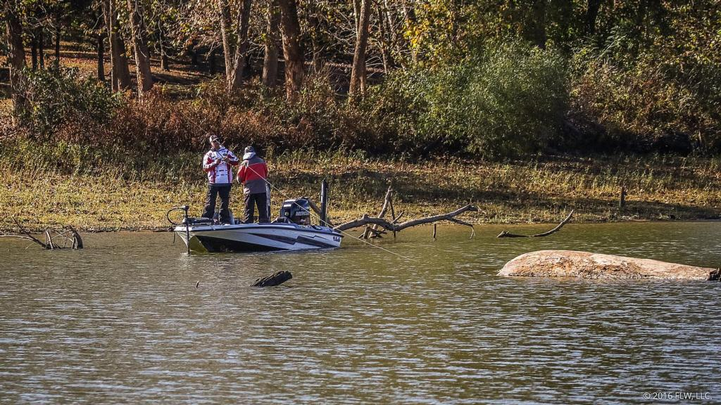 Image for Table Rock Lake Coverage Day 2
