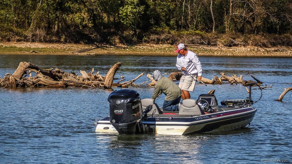 Image for Top 5 Patterns from Table Rock Day 2