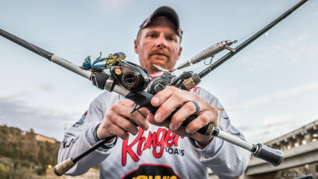 Image for Top 10 Baits from Table Rock Lake