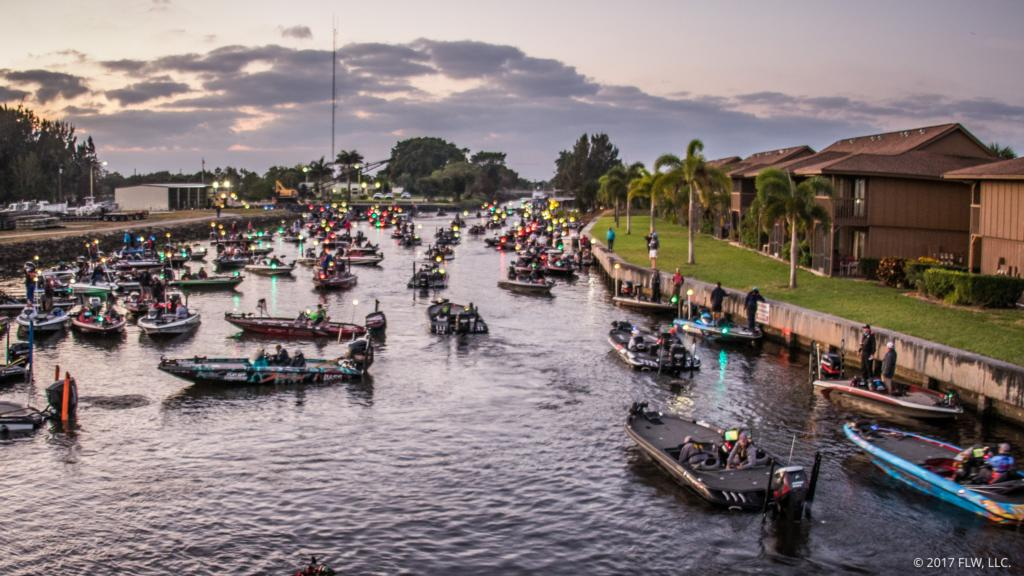 Image for Clewiston Readies for Costa FLW Series at Lake Okeechobee presented by Power-Pole