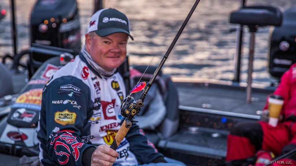 Image for Top 10 Baits From Lake Guntersville