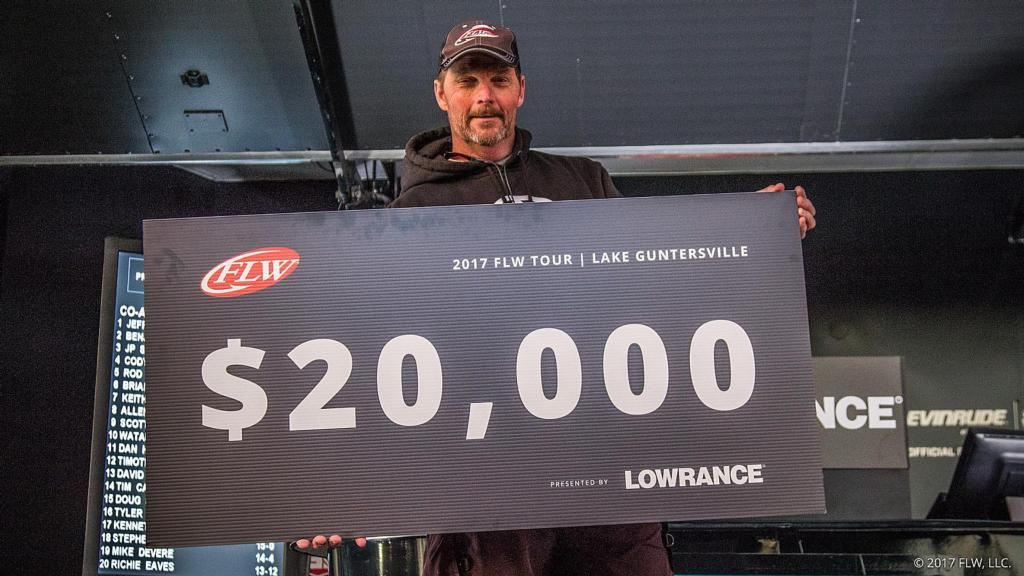Image for Ragsdale Takes Co-angler Crown at Guntersville