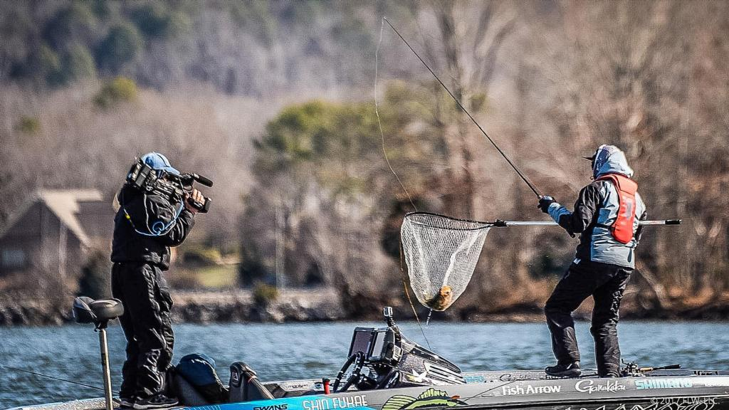 Image for Lake Guntersville Day 3 Coverage