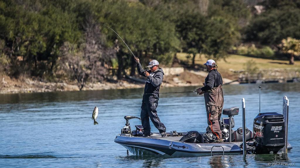 Image for Lake Travis Day 1 Coverage