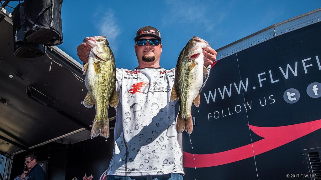 Image for Patek Leads Day Two at FLW Tour on Lake Travis Presented by Quaker State