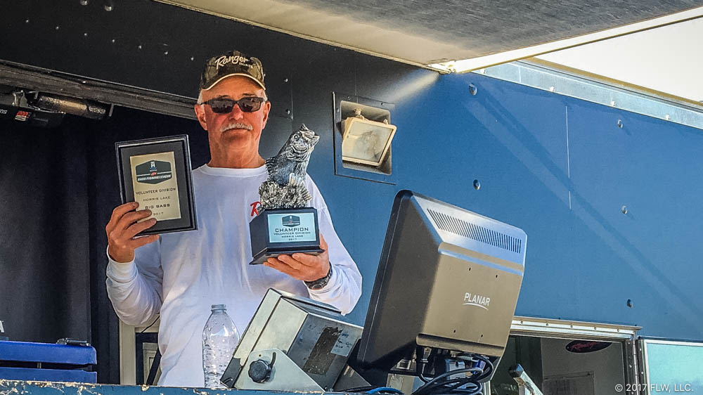 Image for Piney Flats' Neal Wins T-H Marine FLW Bass Fishing League Volunteer Division Opener on Norris Lake