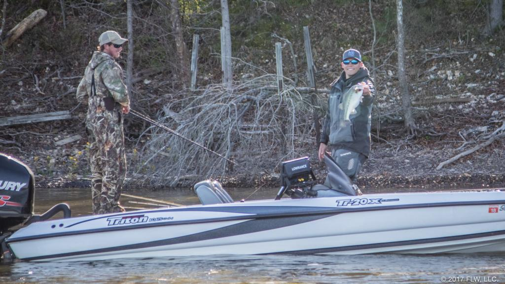 Image for Kentucky Lake Open Top 10 Patterns