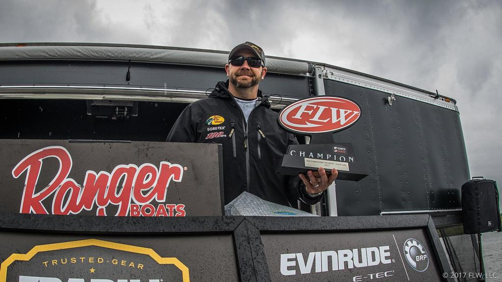 Image for Talley Nets Co-angler Title on Grand