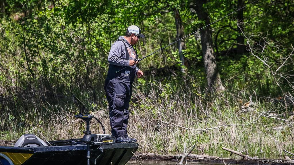 Image for Beaver Lake Top 5 Patterns Day 1