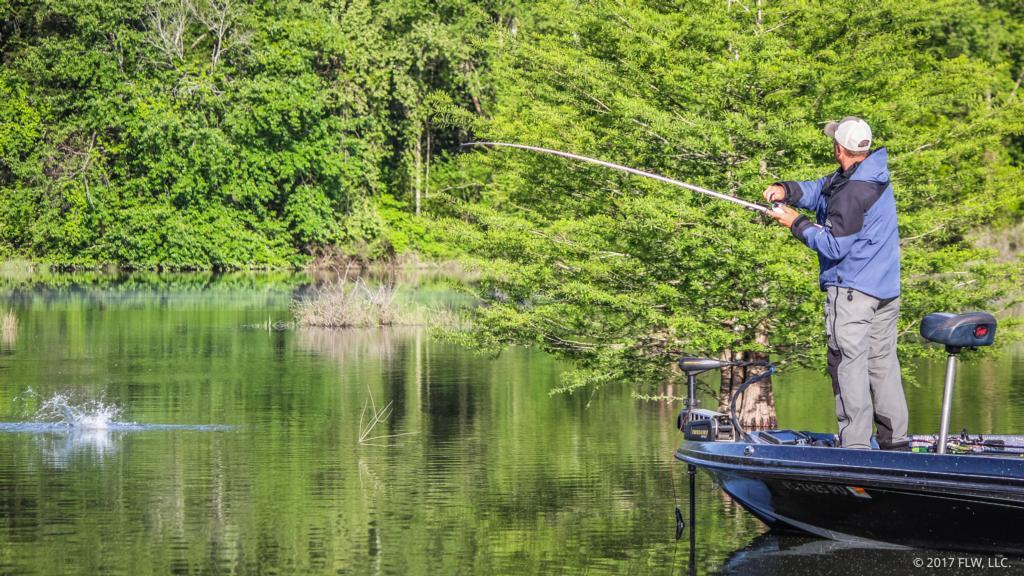 Image for Lake Chickamauga Top 10 Patterns