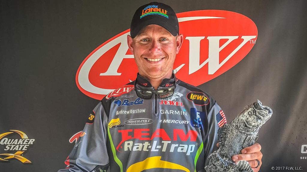 Image for Oklahoma's Upshaw Wins T-H Marine FLW Bass Fishing League Cowboy Division Event Presented by Navionics on Toledo Bend Lake
