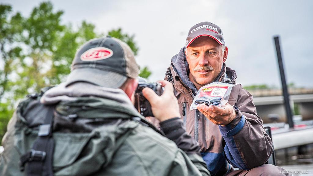 Image for Top 10 Baits from the Mississippi River