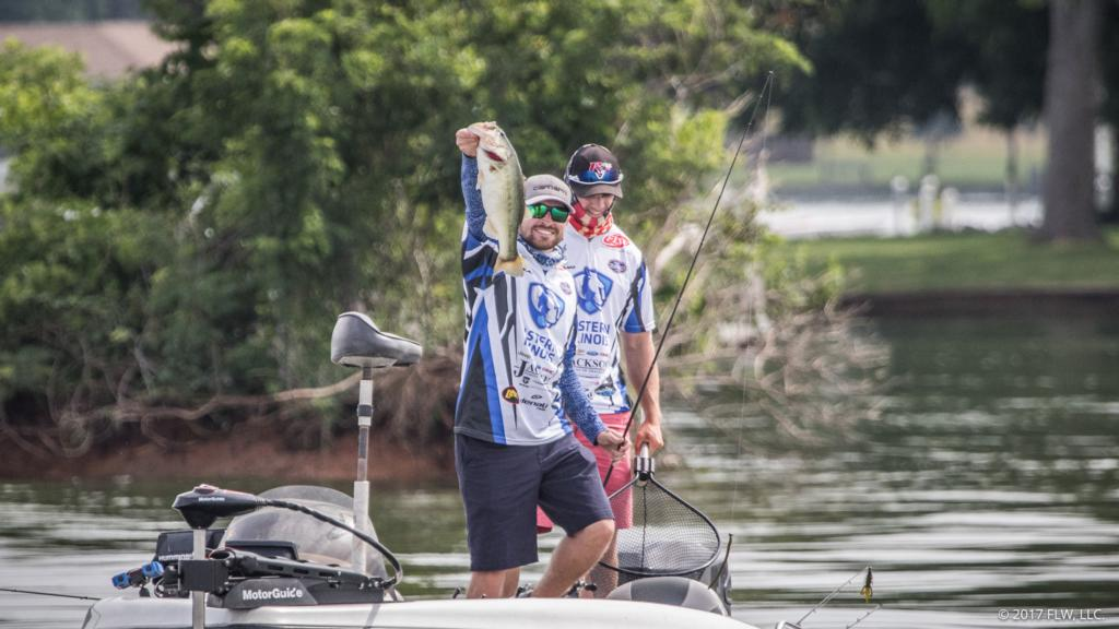 Image for College Fishing Updates – Day 2