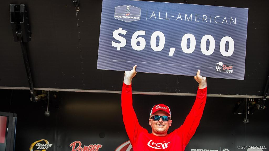 Image for Hester Claims Co-Angler Title