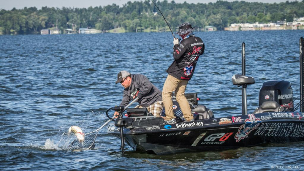 Image for Top 5 Patterns from Kentucky Lake Day 1