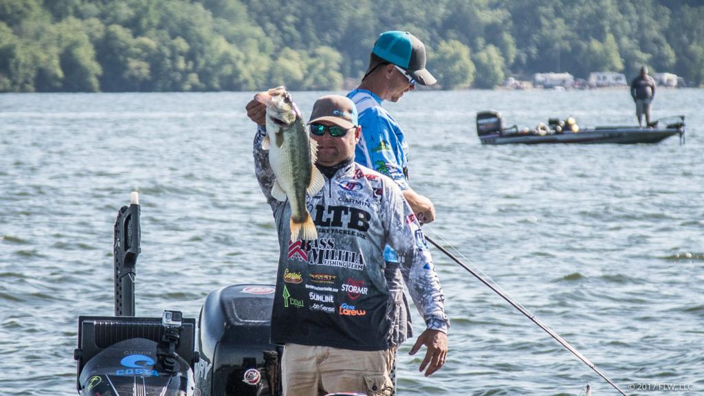 Image for Kentucky Lake Midday Update – Day 3