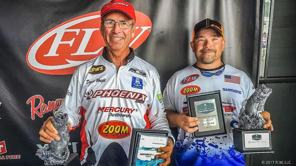 Image for 7-Pounder Puts Wright Ahead on Falls Lake