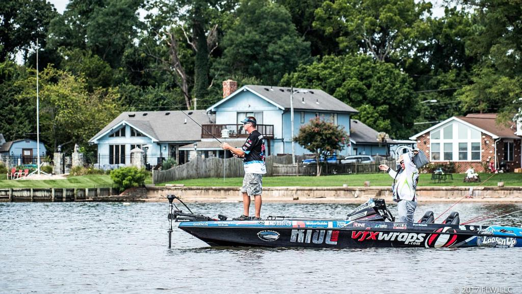 Image for Potomac River Set for Costa FLW Series Tournament Presented by Lowrance