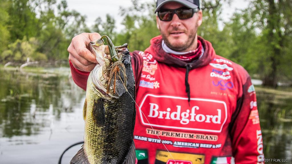 Image for How Stefan Dials in with Swim Jigs