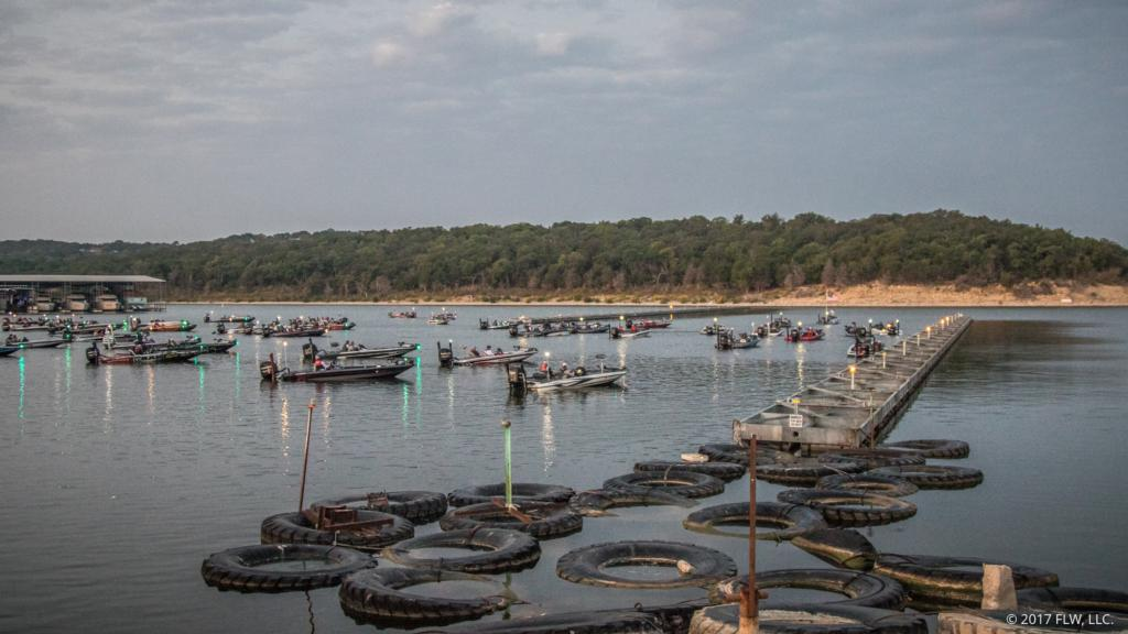 Image for College Anglers Set To Compete at YETI FLW College Fishing at Lake Texoma