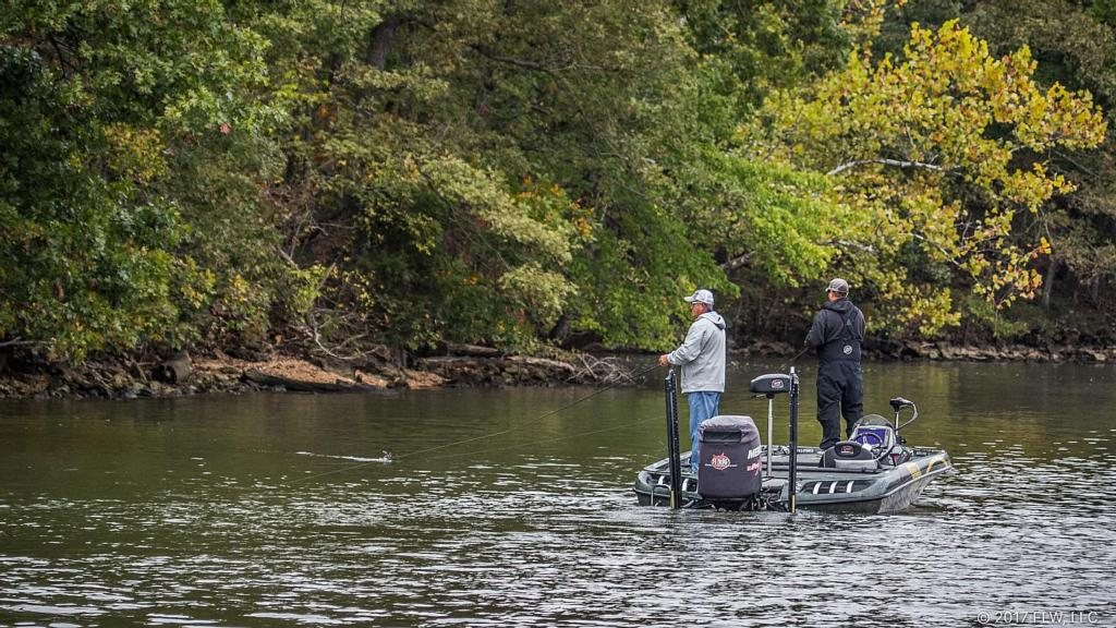 Image for Lake of the Ozarks Top 5 Patterns – Day 1