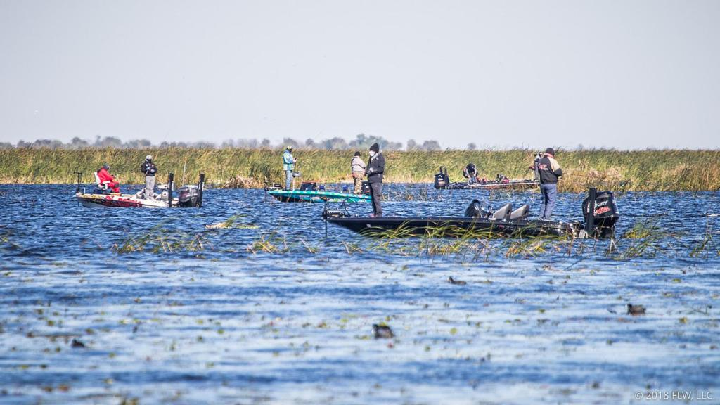 Image for Lake Okeechobee Top 5 Patterns – Day 1