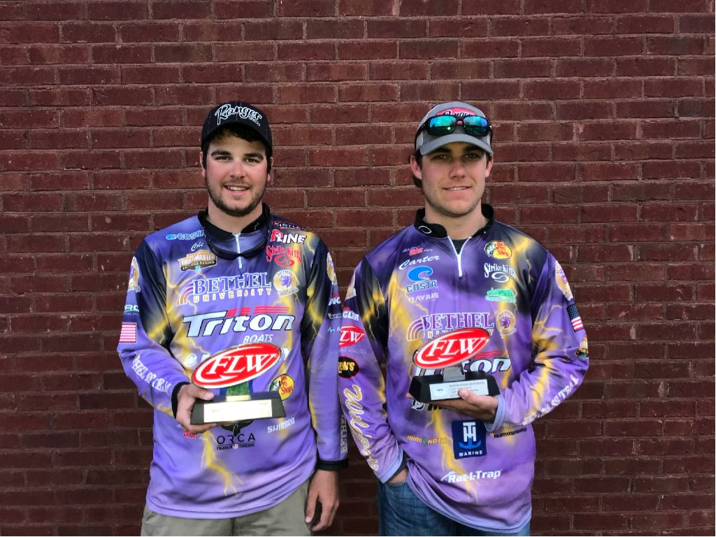 Image for Bethel University Wins YETI FLW College Fishing Event on Lake Seminole presented by Bass Pro Shops