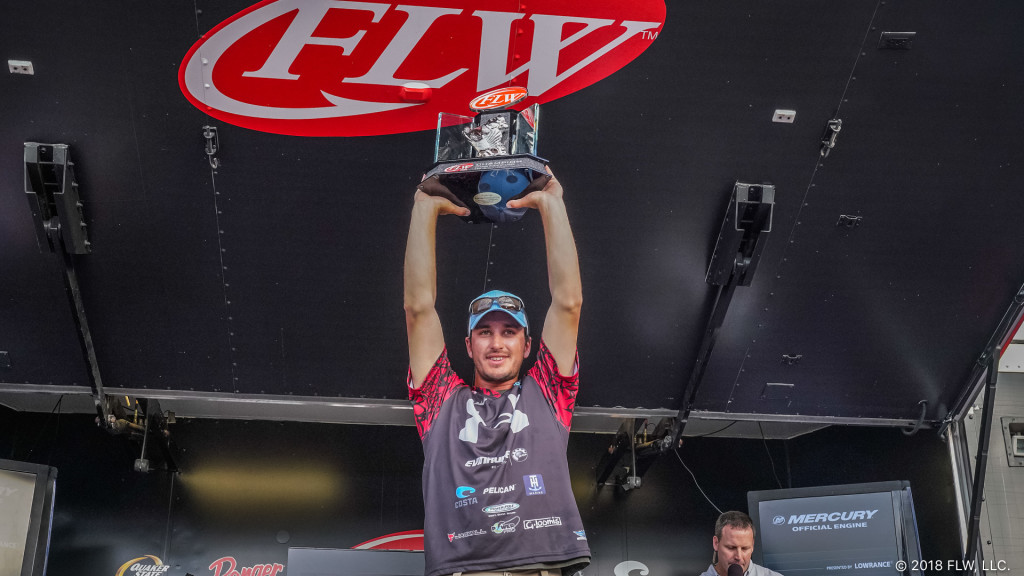 Image for Canada's Johnston Wins FLW Tour at Harris Chain of Lakes Presented by Lowrance