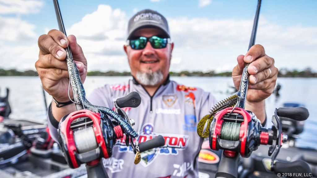 Image for Top 10 Baits from the Harris Chain