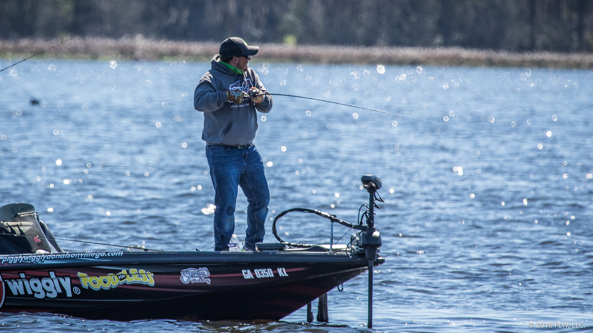 Image for Lake Seminole Top 5 Patterns – Day 1
