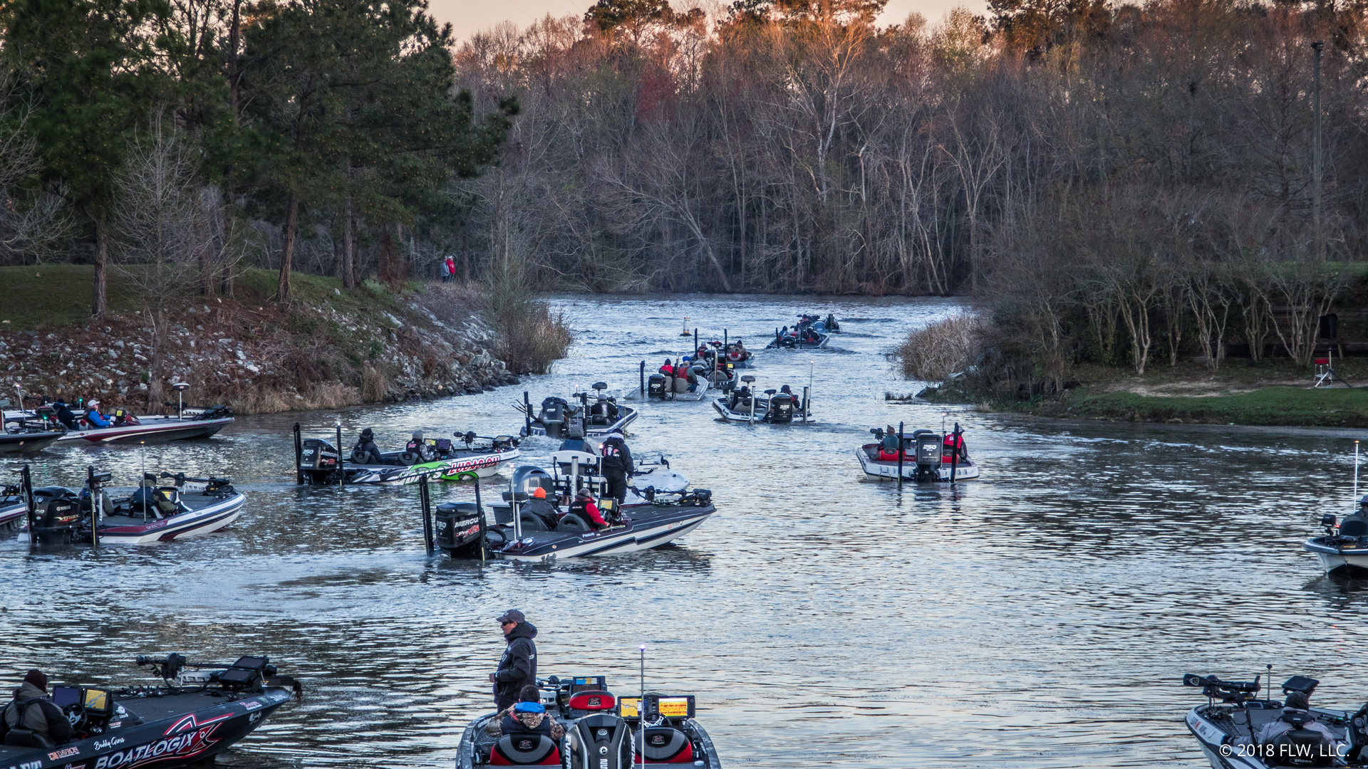 Image for Toyota Series to Host Event on Lake Seminole