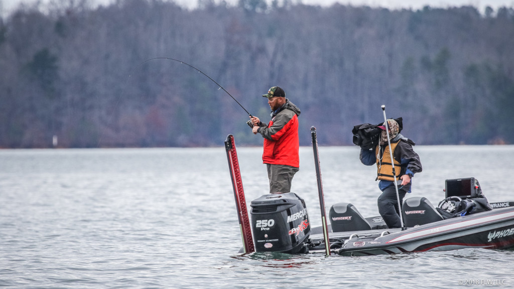 Image for Lake Lanier Day 4 Coverage