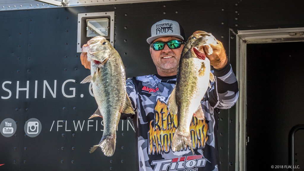 Image for Santee Cooper Top 5 Patterns – Day 1