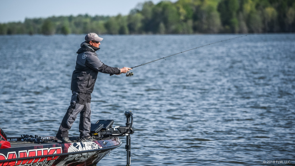 Image for Santee Cooper Top 5 Patterns – Day 2
